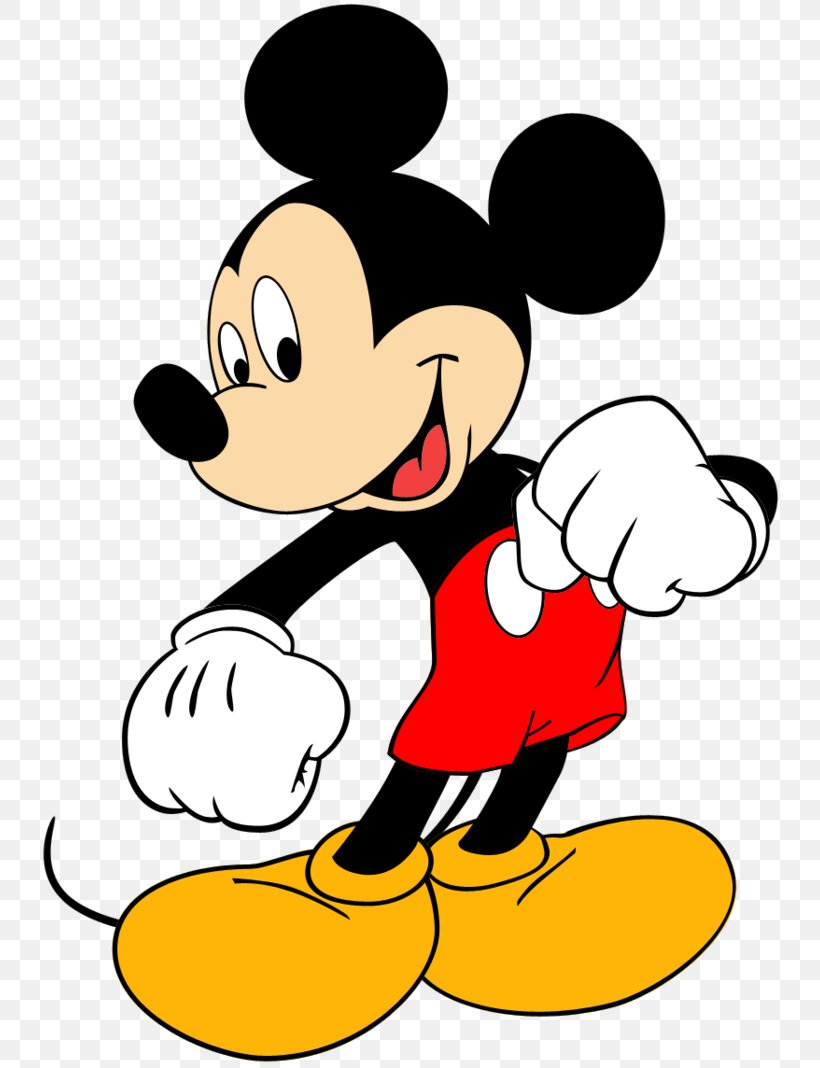 Mickey Mouse In Color Minnie Mouse Color Wonder, PNG.