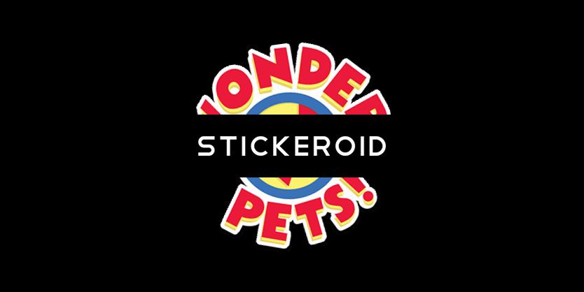 Wonder Pets Logo.