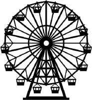 Seattle Ferris Wheel.