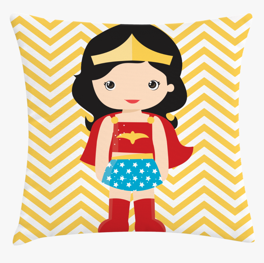 Baby Wonder Woman Clipart.