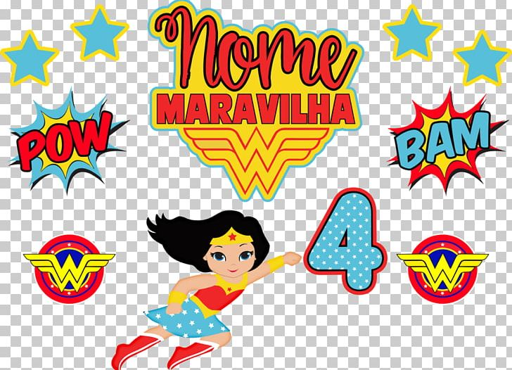 Infant Wonder Woman Superhero Brazil PNG, Clipart, Area, Artwork.