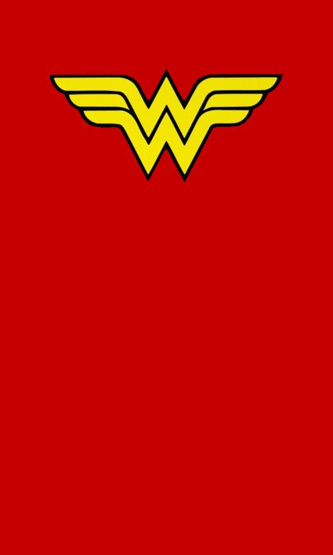 Wonder Woman lockscreen.