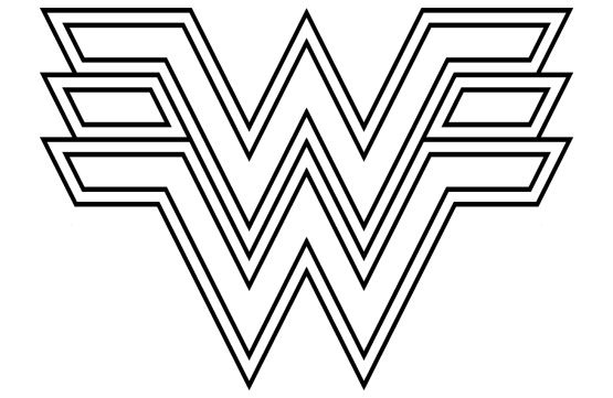 Free Wonder Woman Font.
