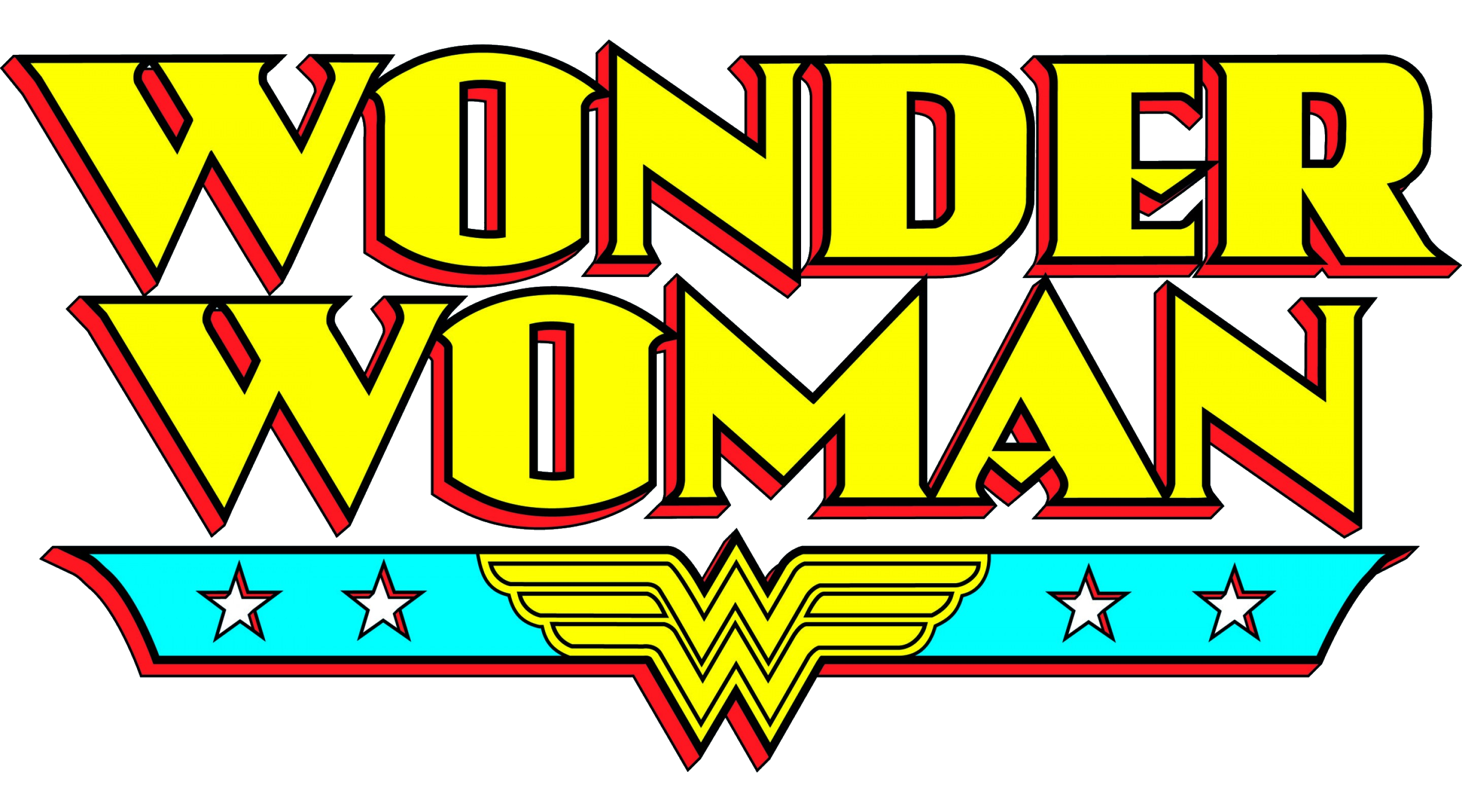 Wonder Woman Flash YouTube Logo Female.