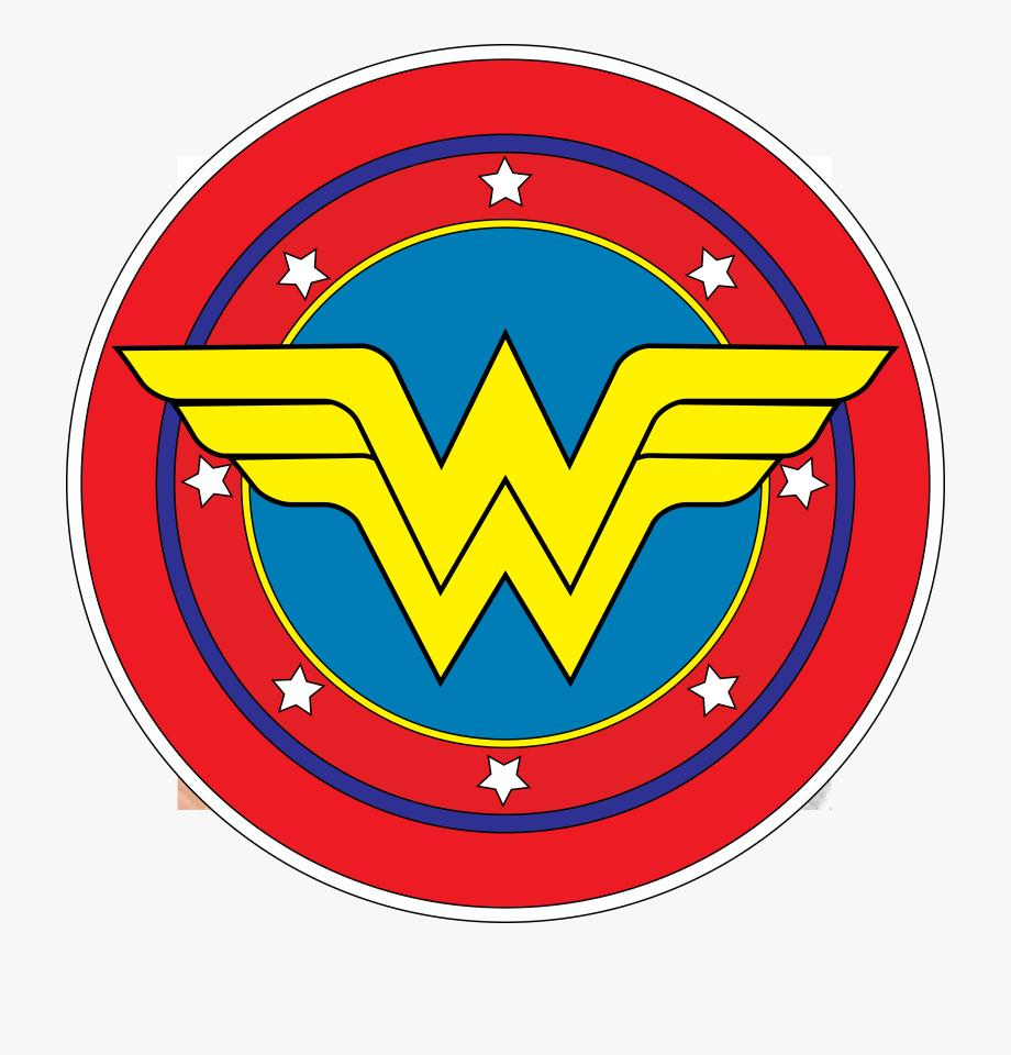 Wonder Woman Logo.
