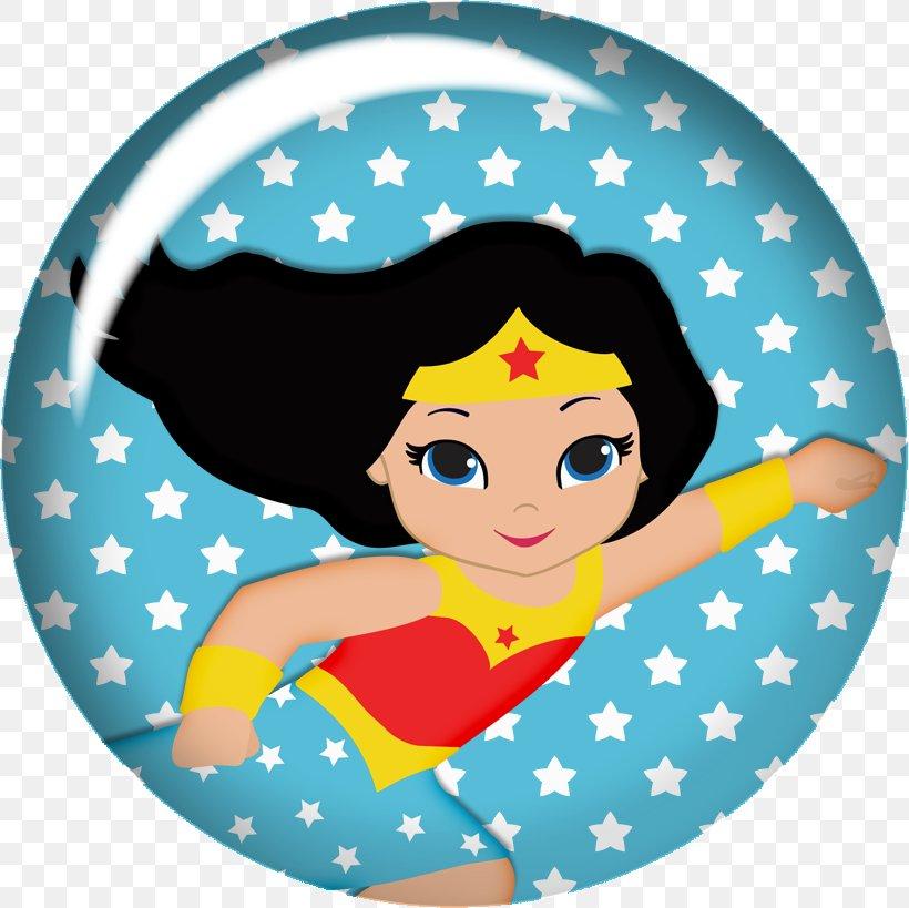 Wonder Woman Superhero Superwoman Female, PNG, 819x819px.