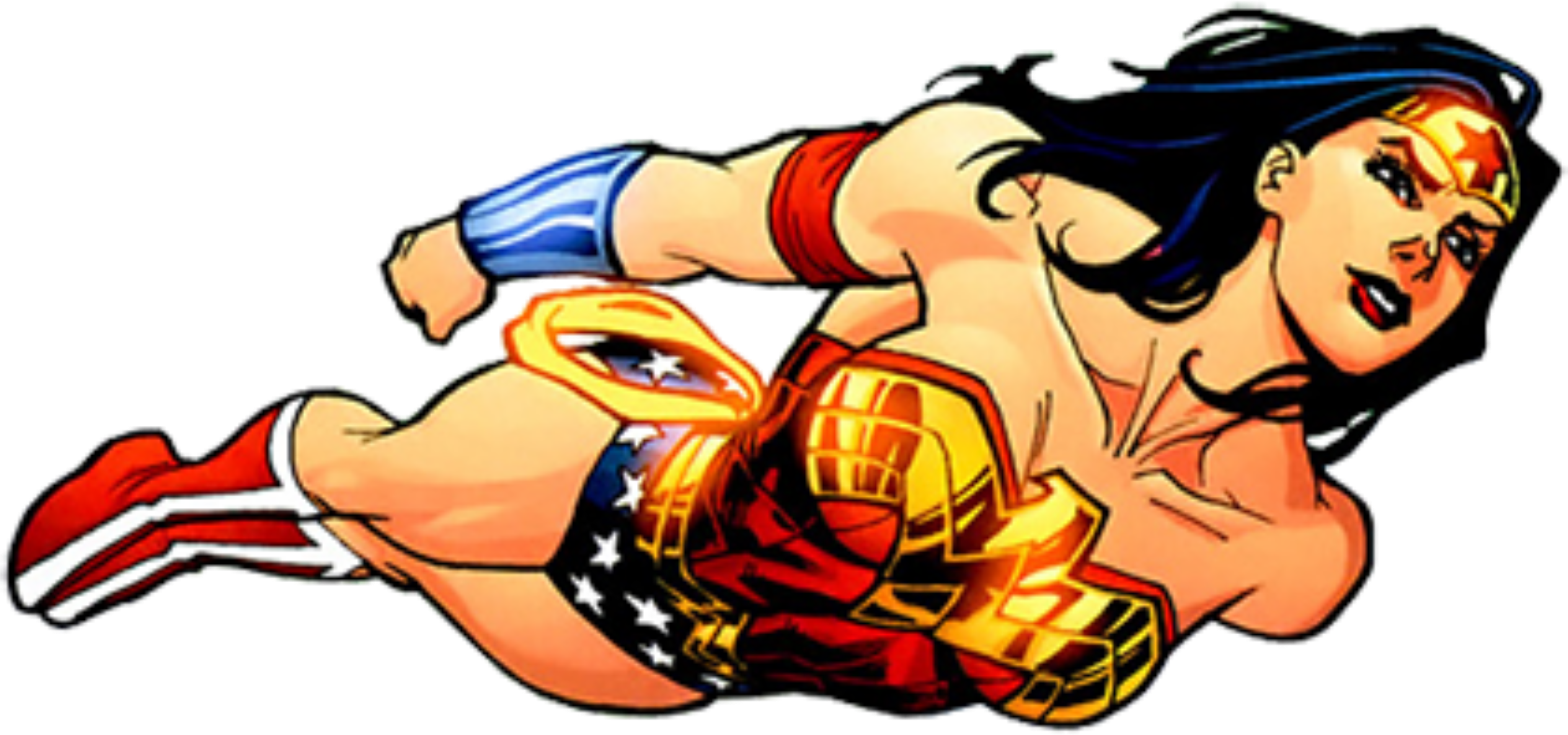 Wonder Woman Clipart Animated Transparent Wonder Woman.