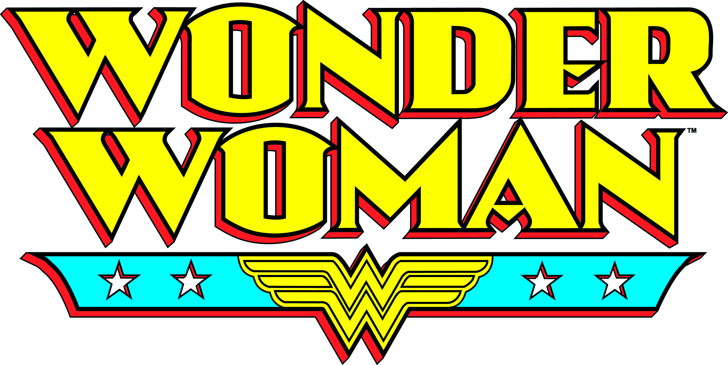 Wonder Woman Logo Wallpaper.