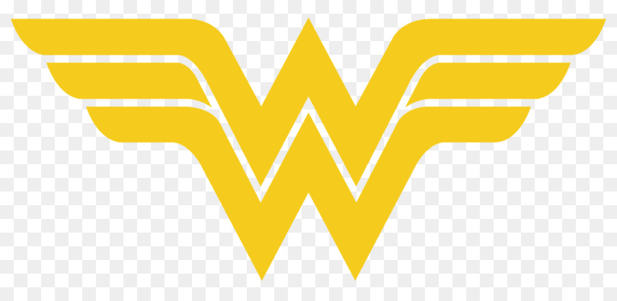 Wonder Woman Logo Decal Superhero.