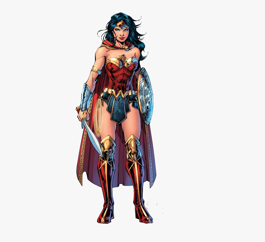 Wonder Woman Comic Png , Free Transparent Clipart.