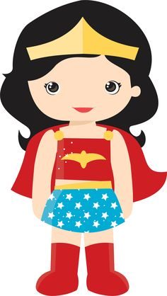 334 Best Wonder Woman Printables images.