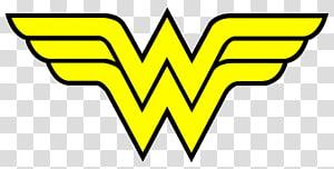 Wonderwoman logo, Wonder Woman Logo DC Comics Iron.