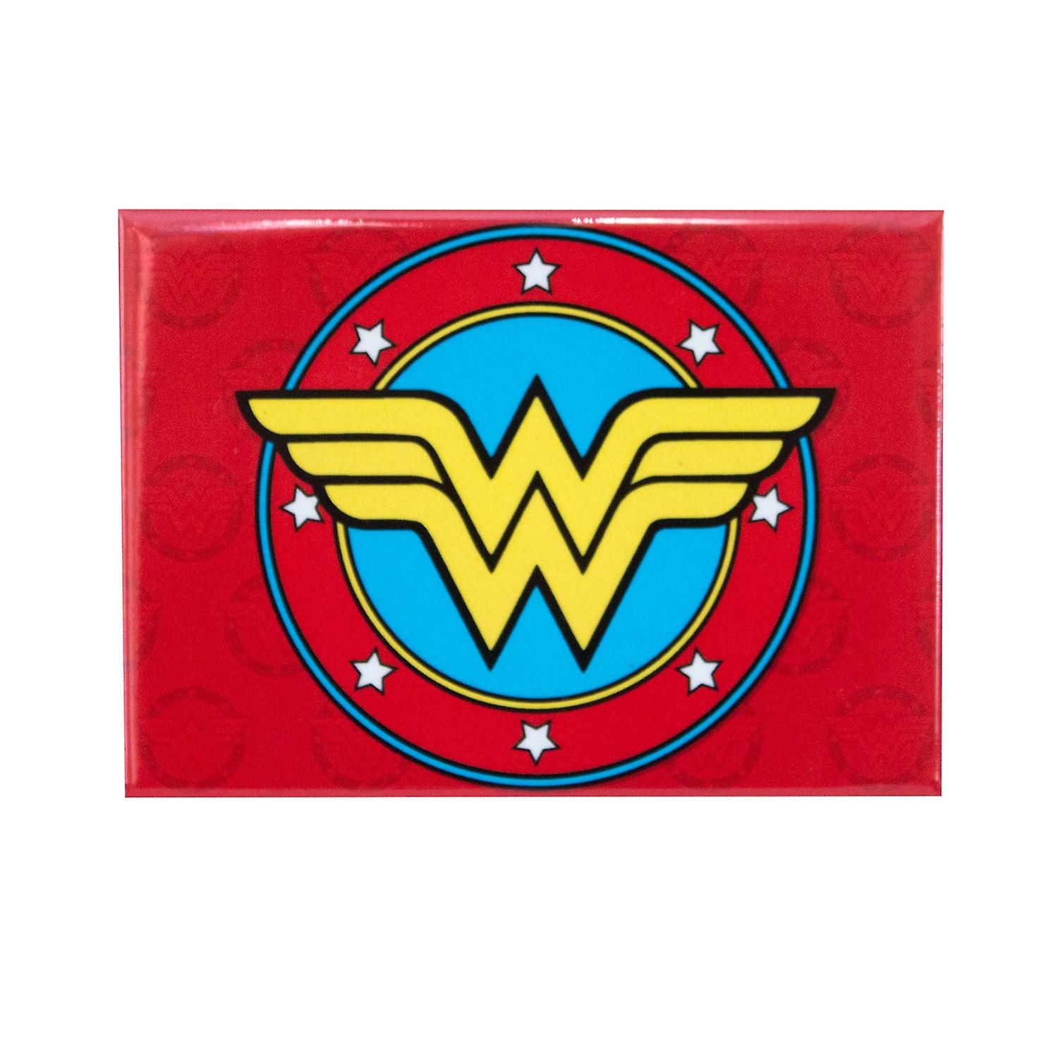 Wonder Woman Logo Magnet.