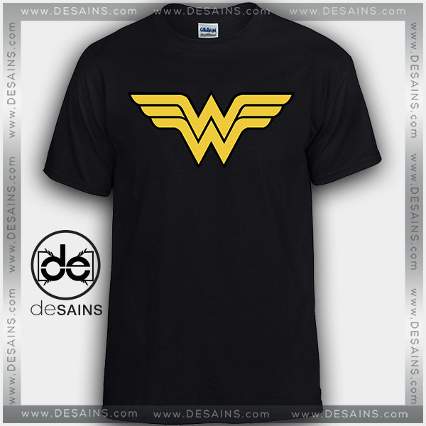 Best Graphic Tee Shirts Wonder Woman logo Tshirt Review.