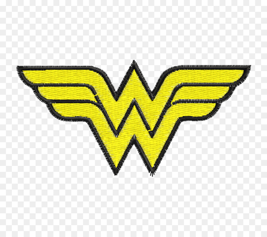 Wonder Woman Logo DC Comics Superhero.
