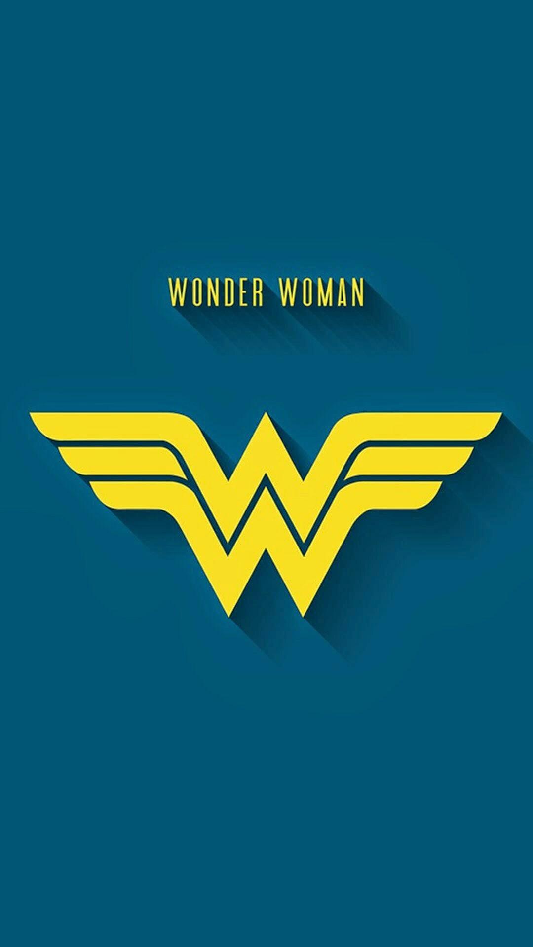 Wonder Woman Logo Wallpaper (61+ images).