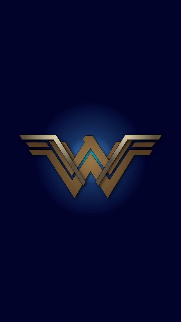 Wonder Woman Logo wallpaper by wxlf20.