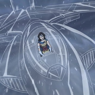 Wonder Woman's Invisible Plane (Object).