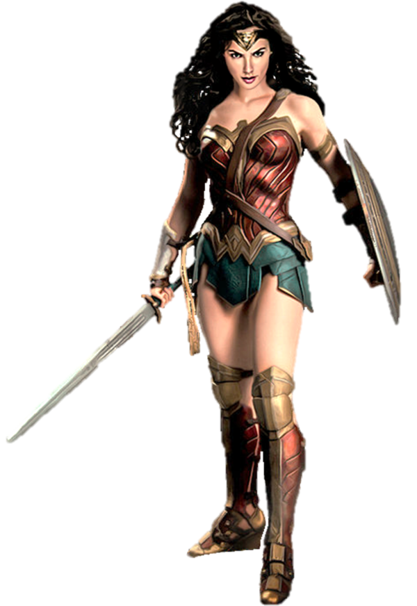 Wonder Woman PNG images free download.