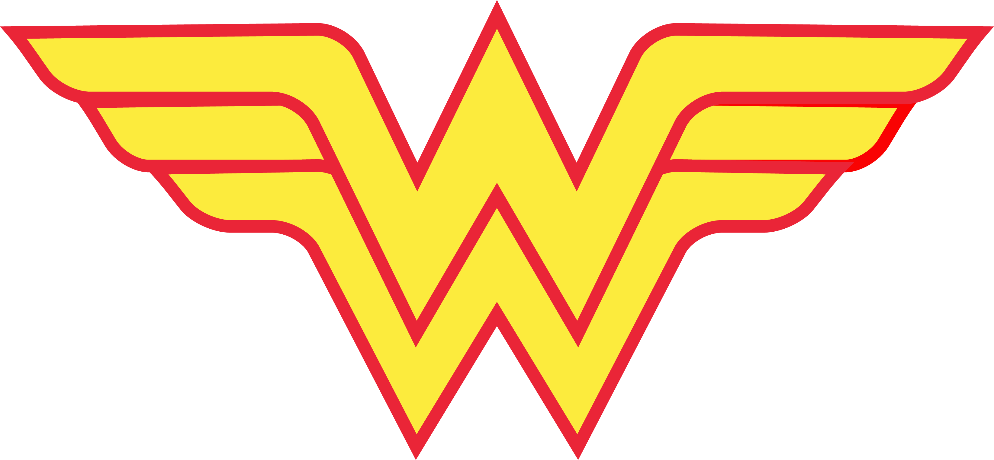 2034 Wonder Woman free clipart.