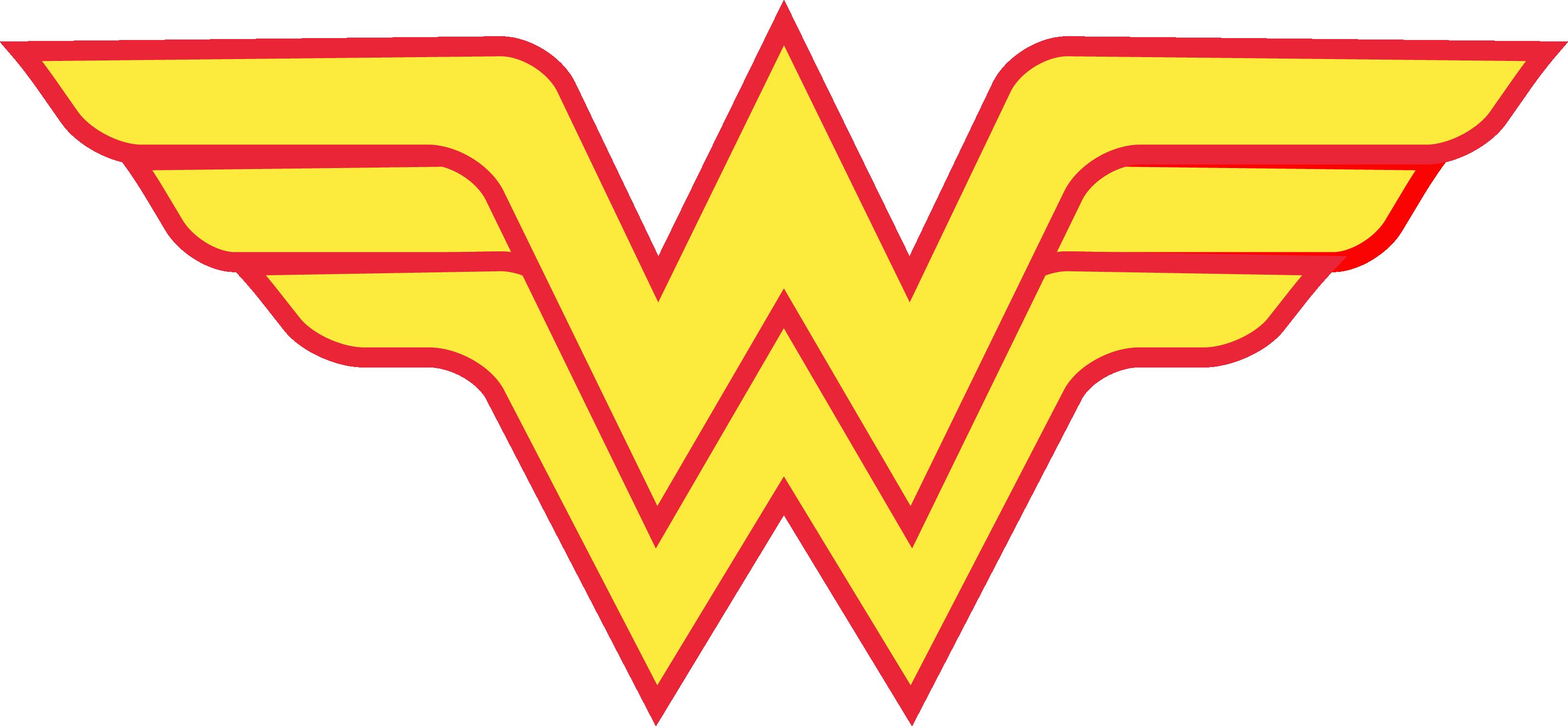 2034 Wonder Woman free clipart.