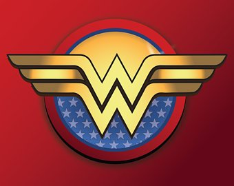 Wonder Woman Logo Vector at GetDrawings.com.