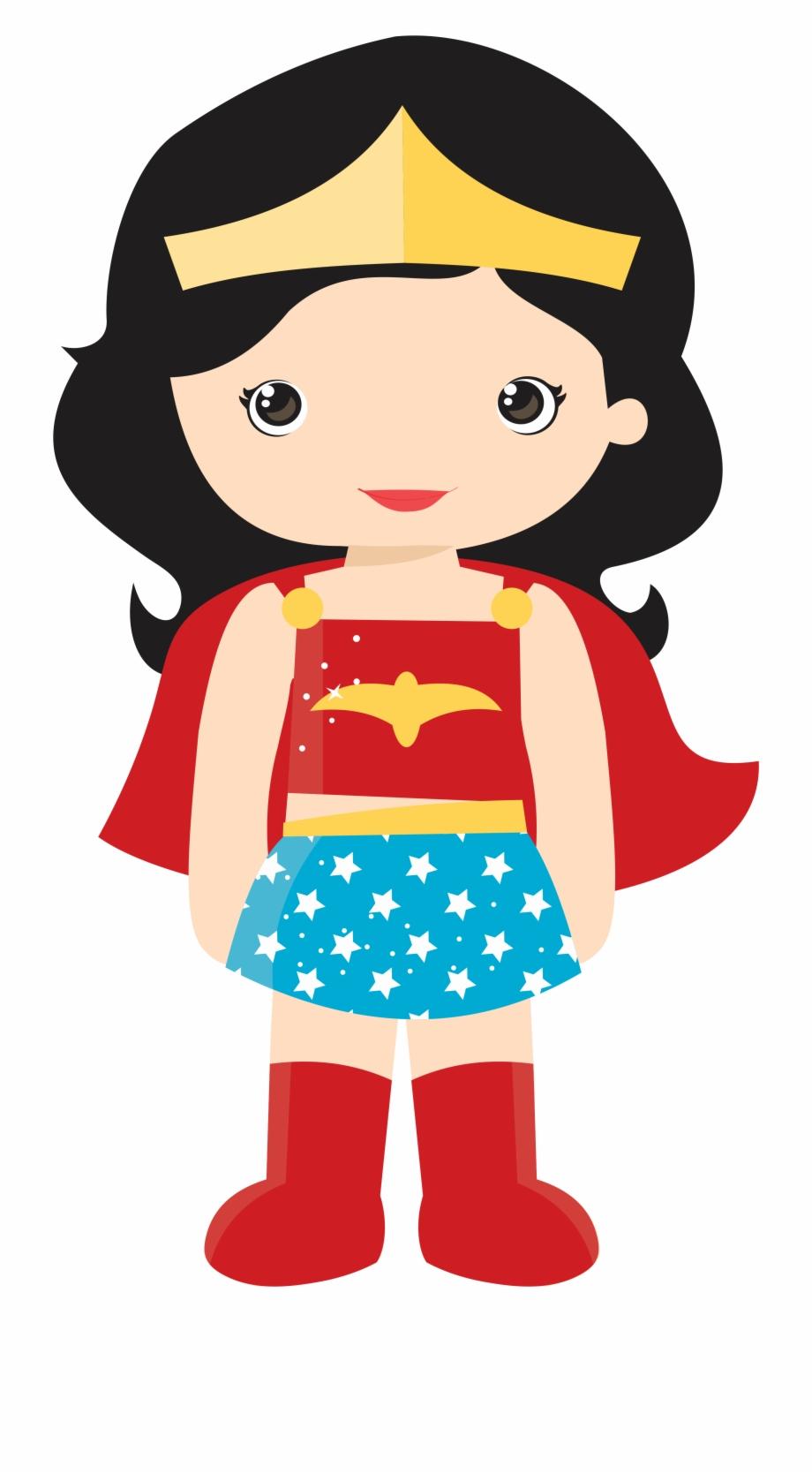 Superhero Clipart.