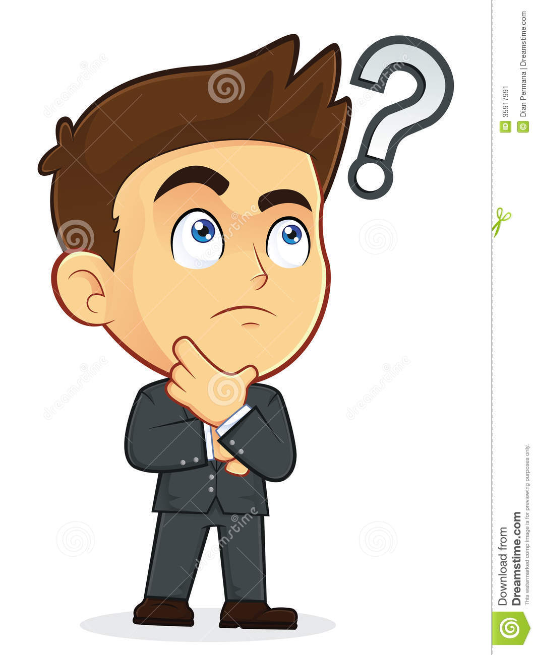 Questioned clipart - Clipground