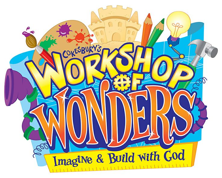 Workshop of Wonders Clipart.