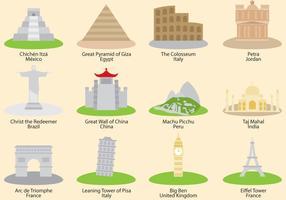 7 wonders of the world.