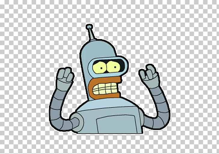 Zoidberg Amy Wong Bender Sticker , bender PNG clipart.