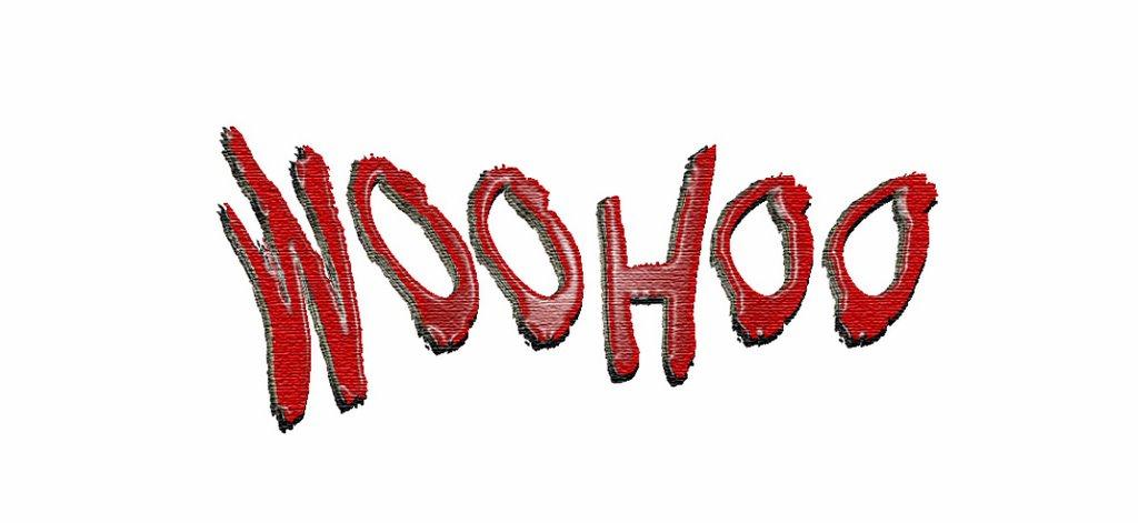 Woohoo Clip Art.