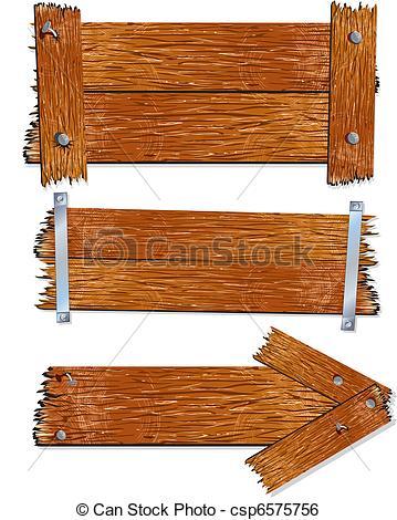 Wooden clipart #11