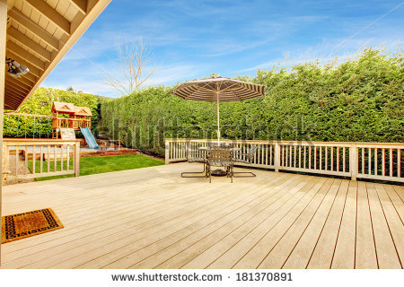 Deck Stock Images, Royalty.