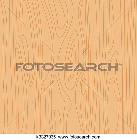 Clipart of Natural beige wood background k3327935.