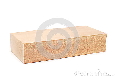 Block of wood clipart.