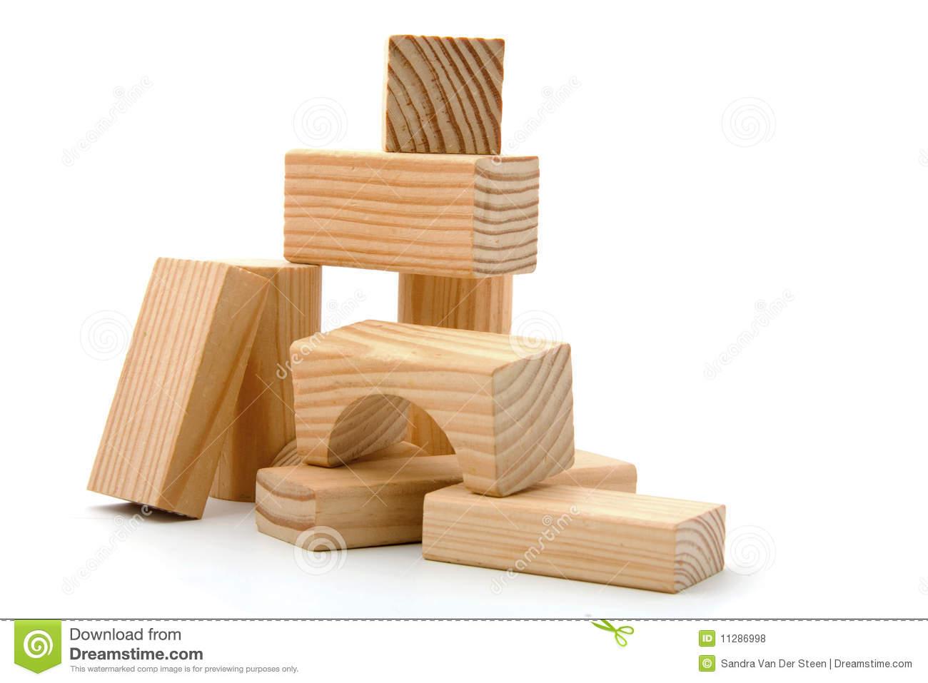 Clipart wood blocks.