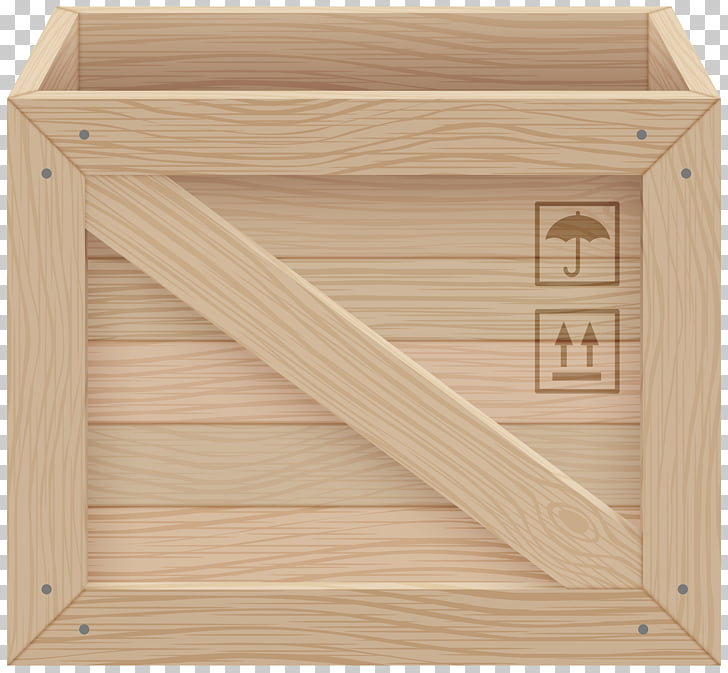 Wood Box Crate , WOOD BOX PNG clipart.