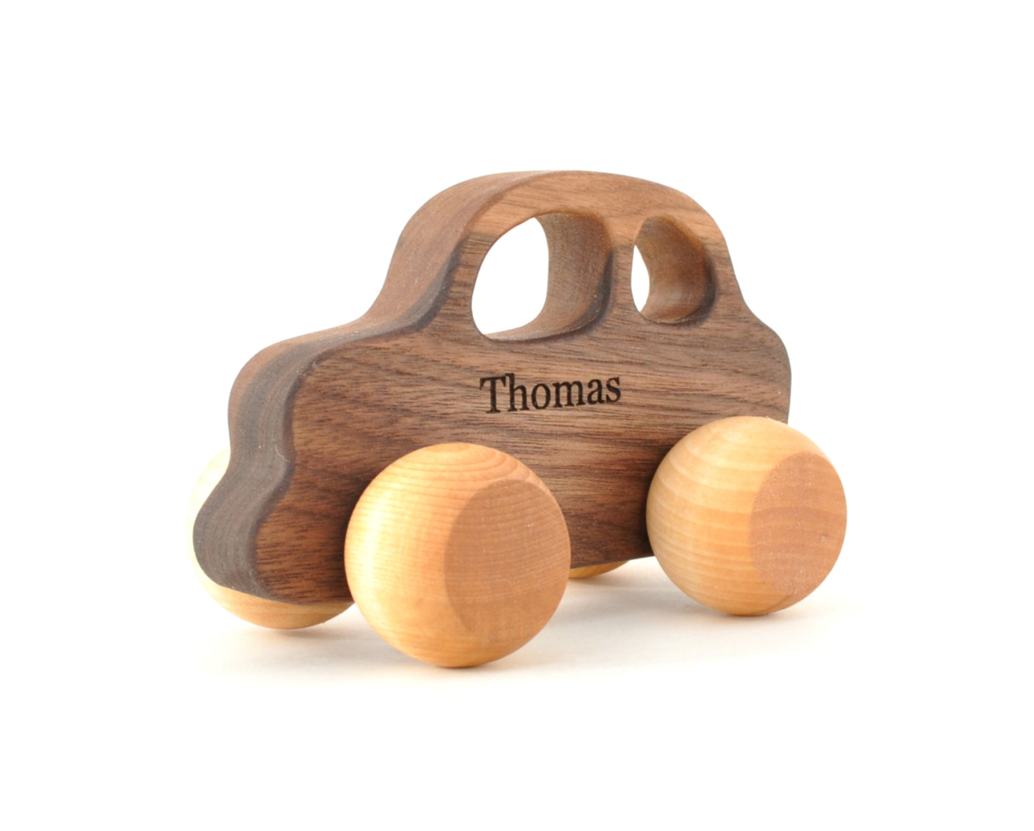 Wooden Car Toy.