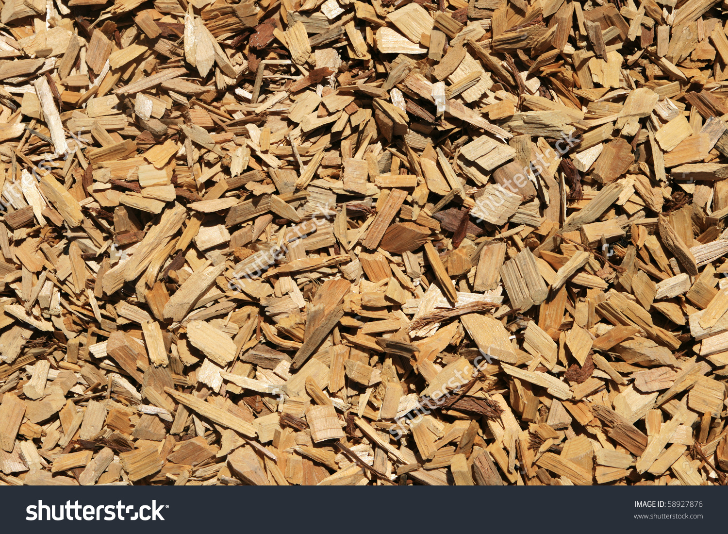 Brown And Tan Wood Chip Background Stock Photo 58927876 : Shutterstock.