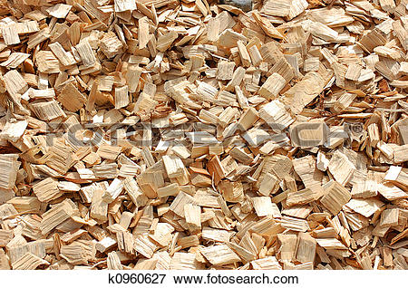 Picture of Wood Chips k0960627.