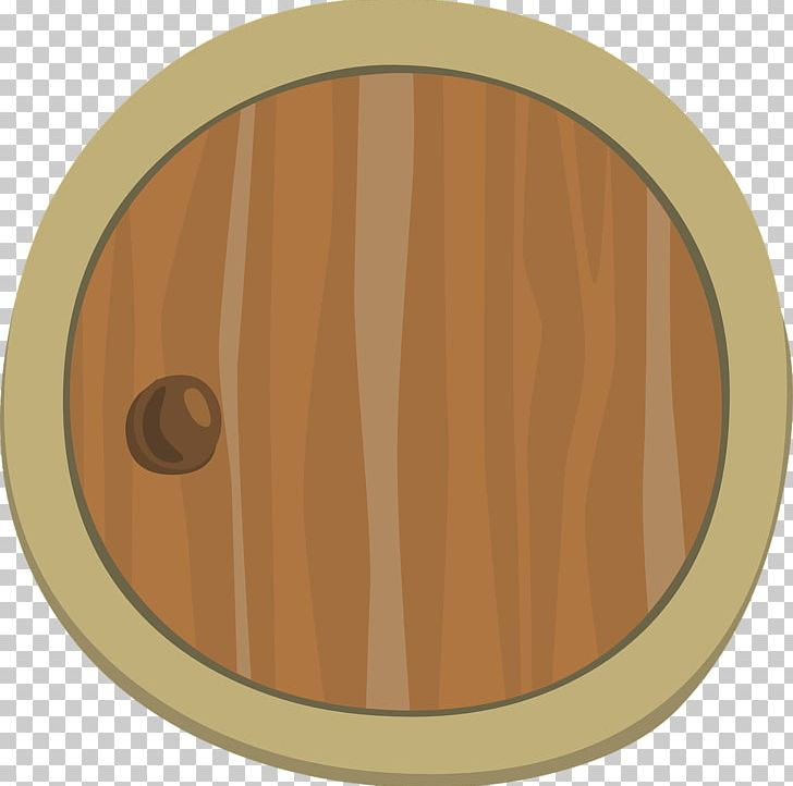 Wood Circle Door PNG, Clipart, Angle, Brown, Building.