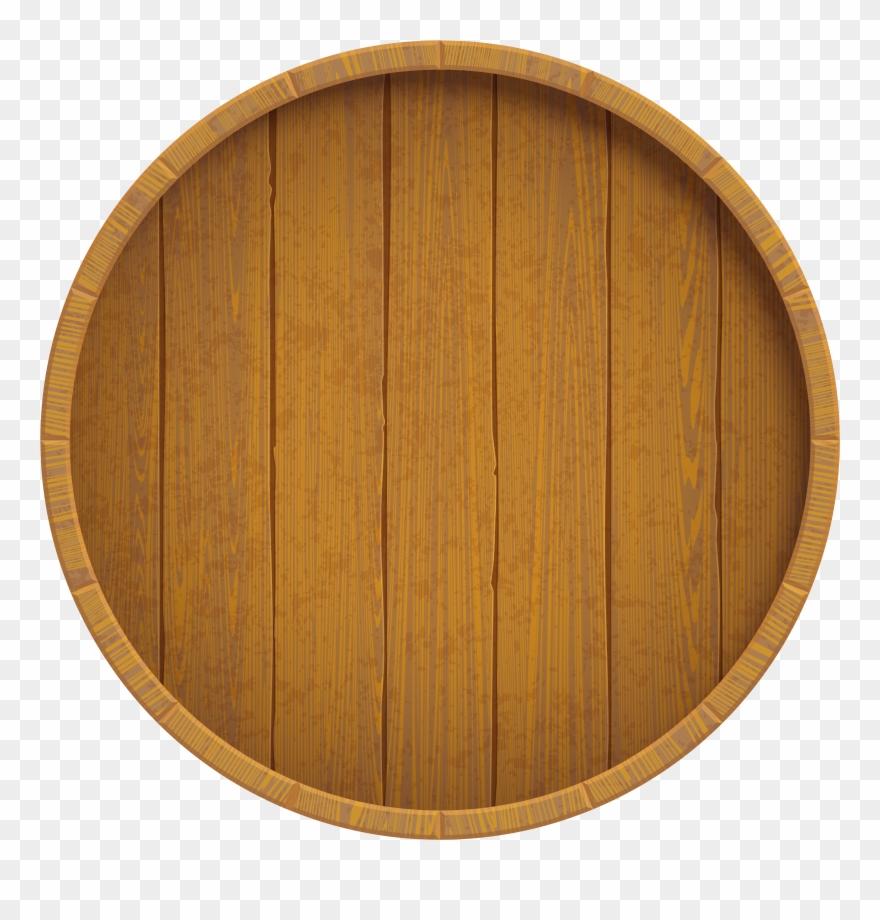Wooden Circle Transparent Png Clipart (#238211).