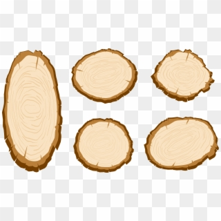 Free Wood Slice Png Transparent Images.