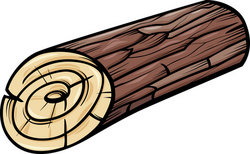 Cutting Wood Clipart.