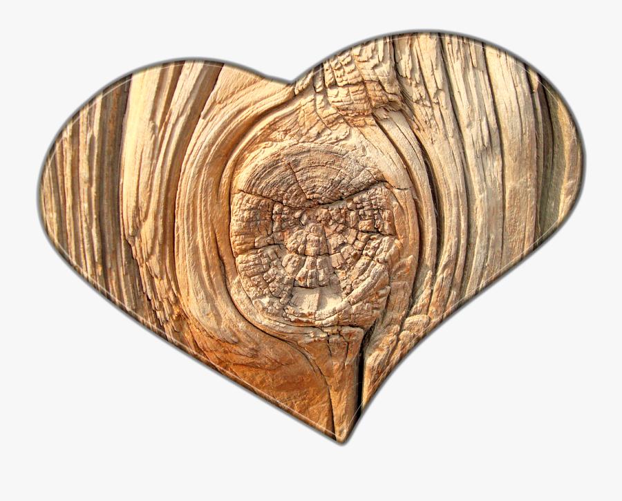 Love Wood Clipart Transparent Background.