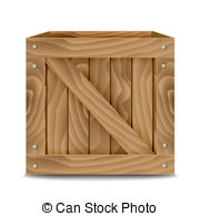 Wooden box Stock Illustrations. 13,710 Wooden box clip art images.