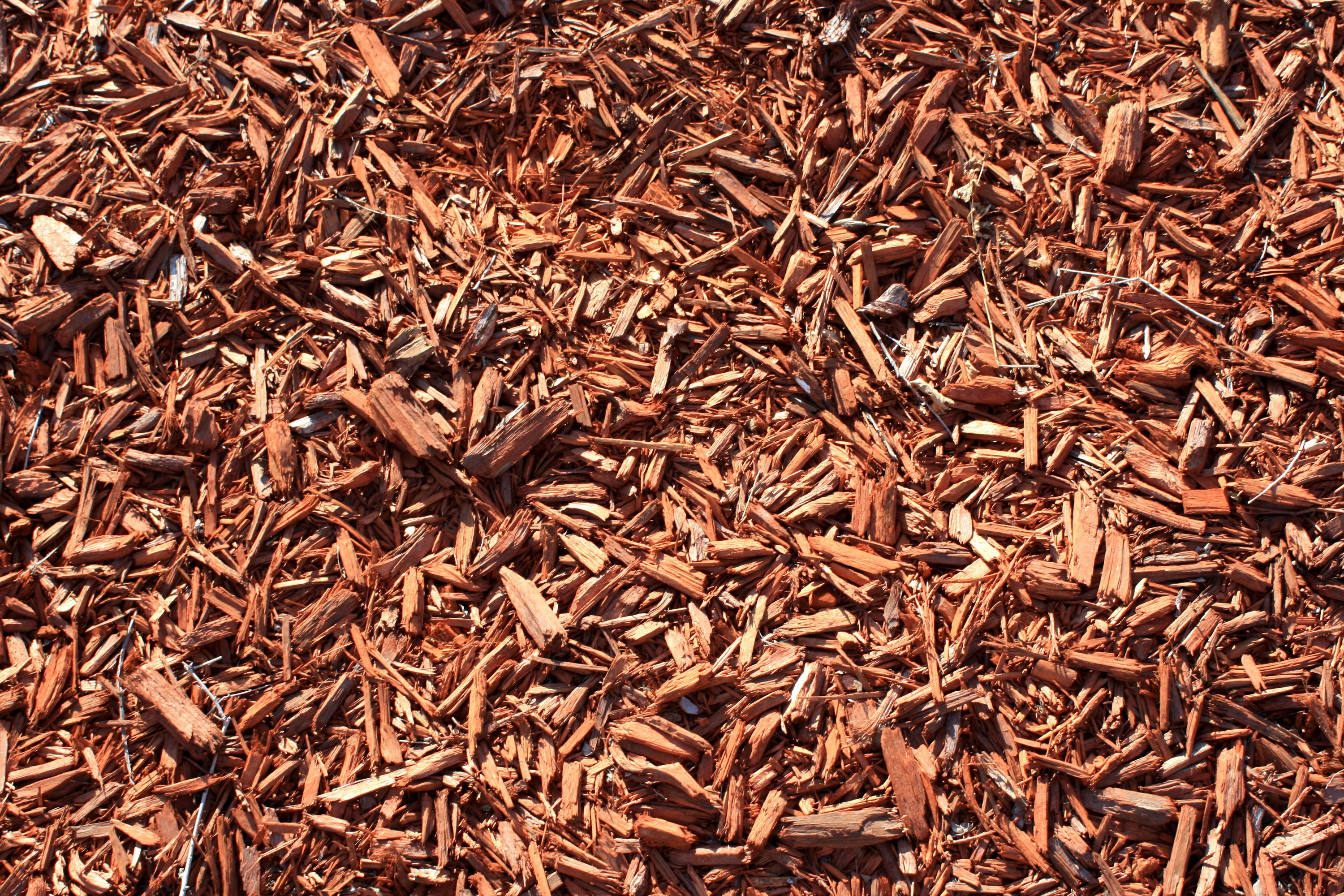 Woodchip cover clipart.