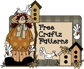Free craft patterns and printable crafts.
