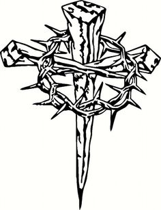 fallen soldier's cross.